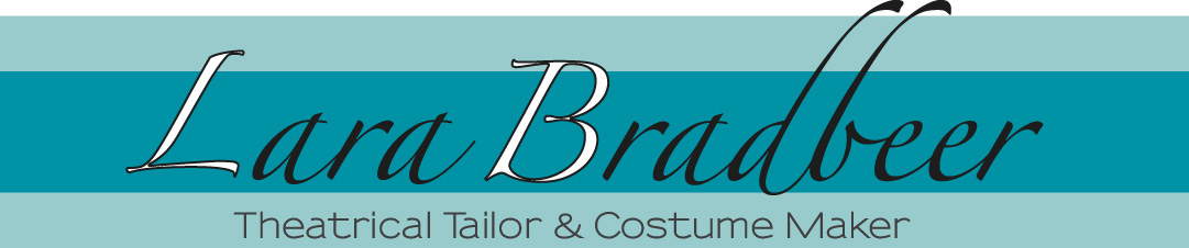 Lara Bradbeer – Theatrical Tailor